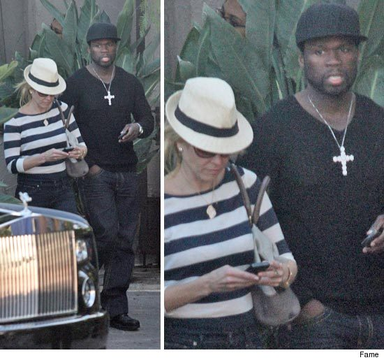 Was chelsea handler dating 50 cent
